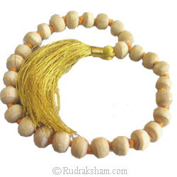 how to make tulsi mala